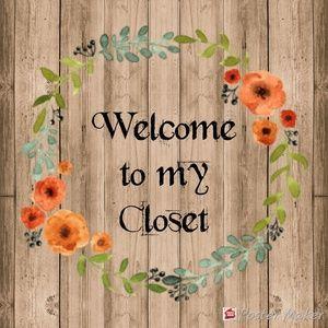 Welcome to my Closet, Happy Poshing 💖
